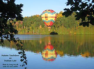 Dunhamlakeballoon